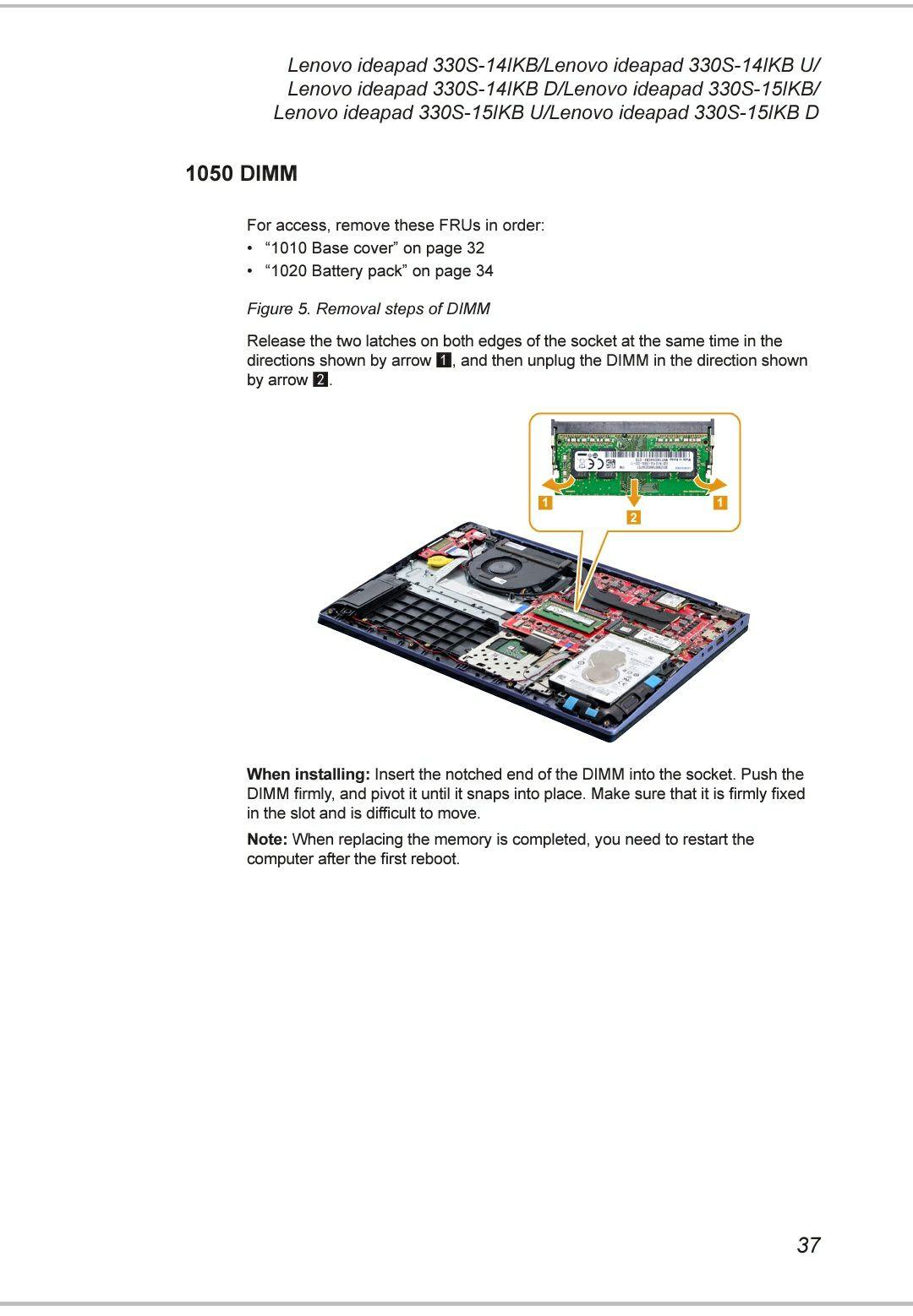 Lenovo IdeaPad 330S 81FB00DCUK Laptop, AMD Ryzen R3