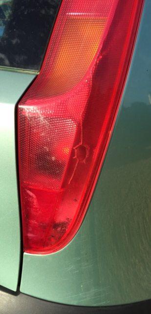 will my car fail its Mot because of a broken tail light? - hotukdeals