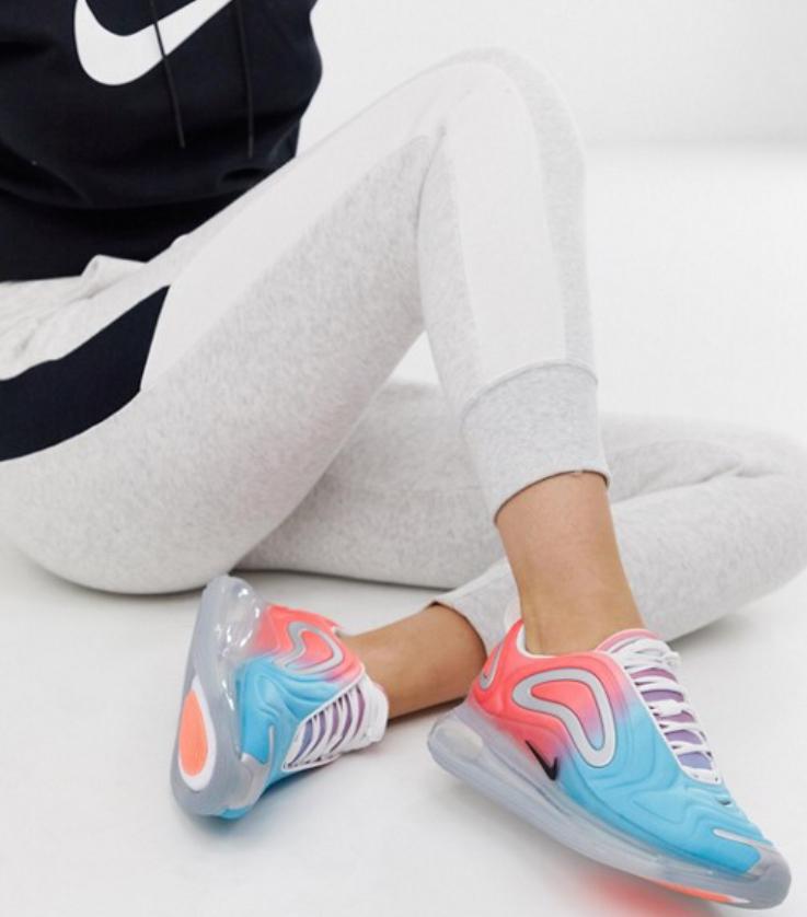 Nike Air Max 720 Lava Glow now £98.49 @ Zalando hotukdeals