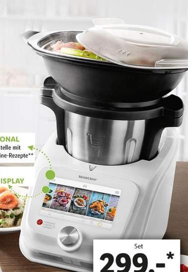 Lidl Monsieur Cuisine At 229 Thermomix Hotukdeals