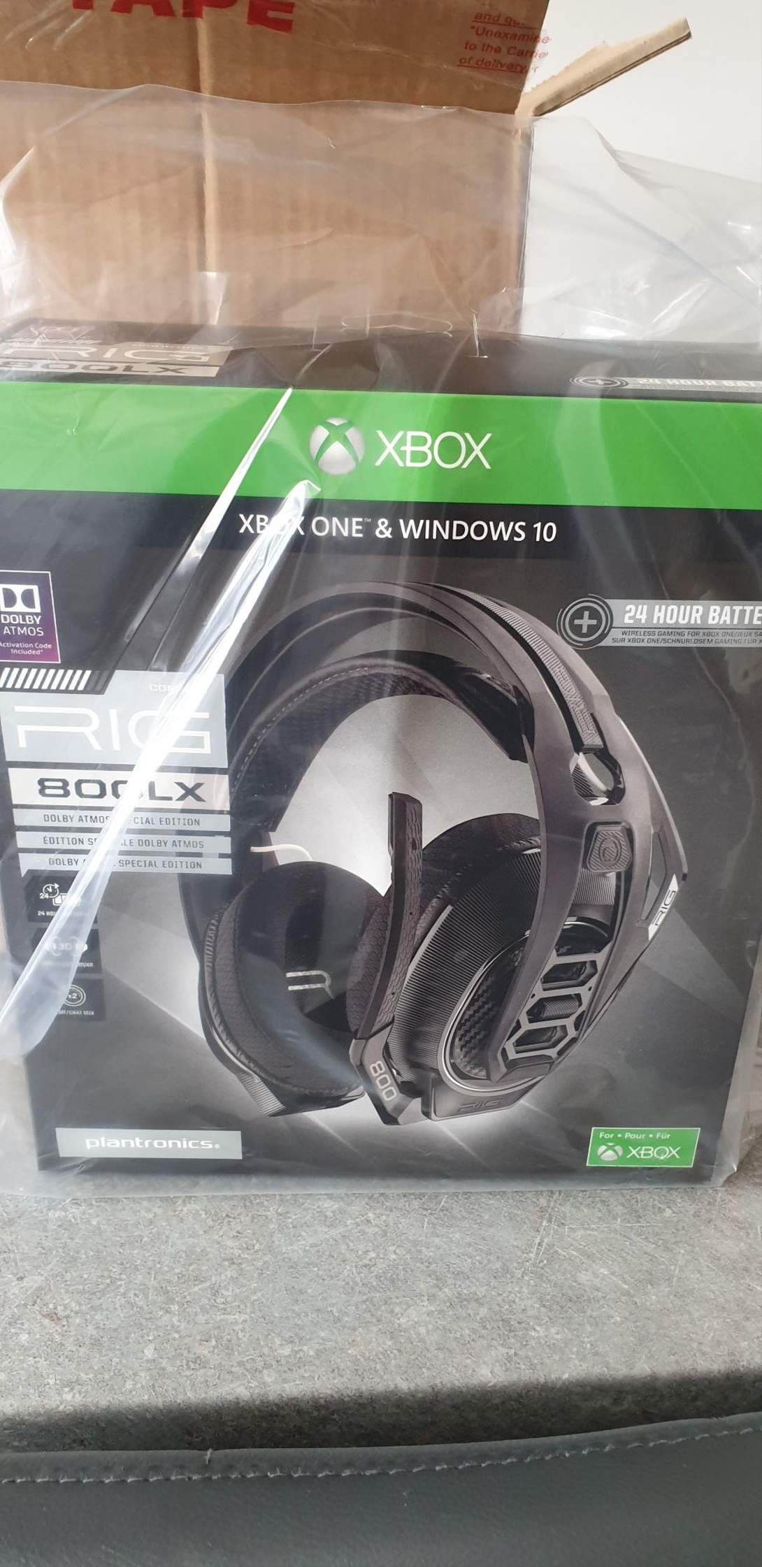RIG 800 LX headset, £89 99 @ Very! Free C&C - hotukdeals