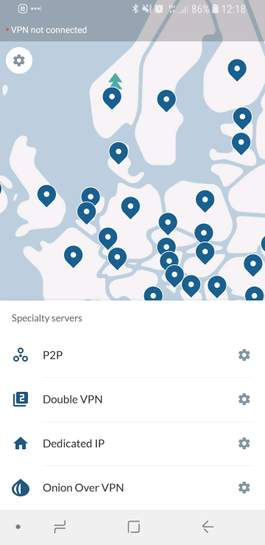 NordVPN (3 year plan) approx £75 40 w/code SUPERSAF to get 77% off