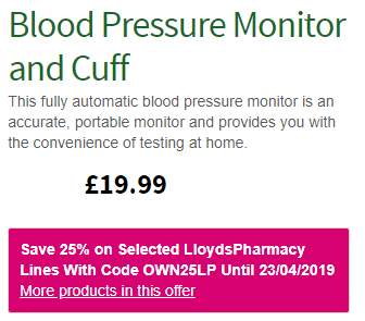 Blood Pressure Monitor and Cuff (this little device can save
