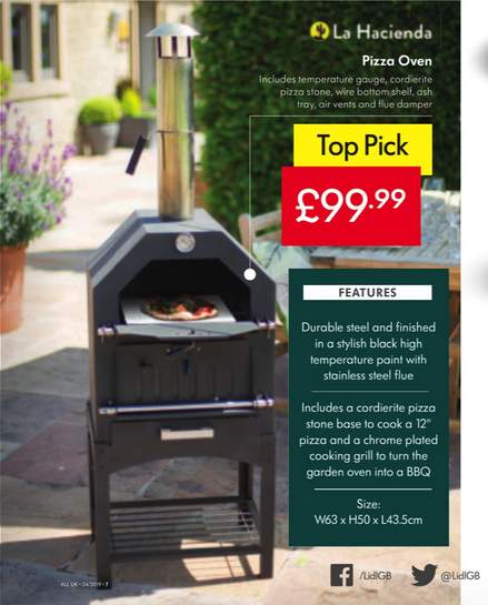 Ooni Pro Multi Fuel Outdoor Pizza Oven 34930 At Homebase