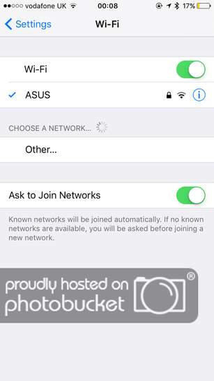 Help please! Setting up ASUS router with SSE broadband  SOS