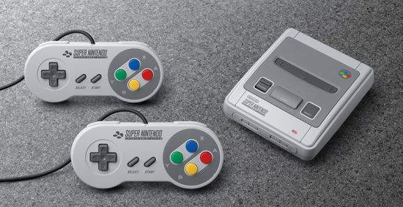 snes classic mini european version