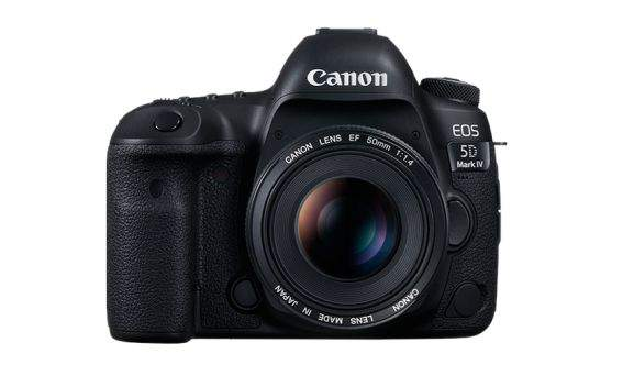 canon eon d5 mark iv