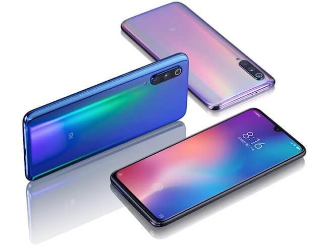 3 Xiaomi Redmi 7 Smartphones