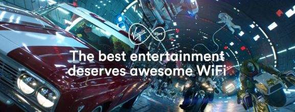 virgin fibre the best entertainment deserves awesome wifi