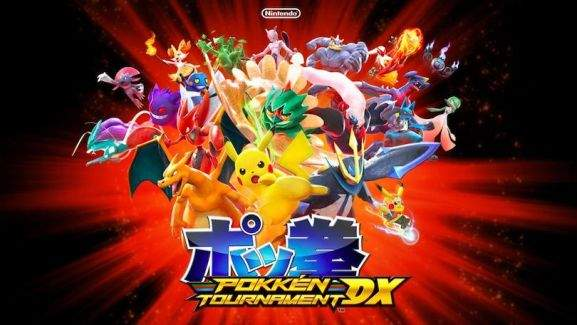 pokken tournament dx pokemon