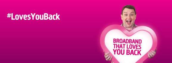 plusnet broadband that loves you back