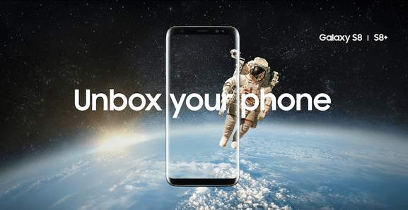 samsung galaxy s8 high end smartphone unbox your phone