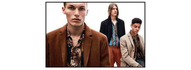 three guys with topman fashion