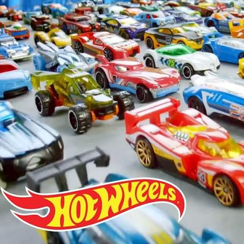 Hot Wheels logo by Hot Wheels Cars