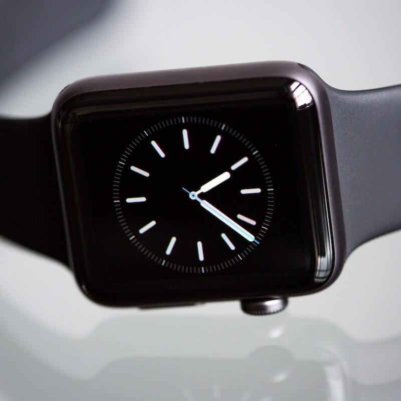 Black Apple Watch