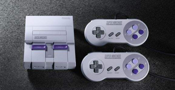 snes classic mini american version