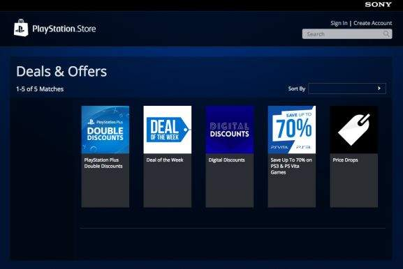 psn deals and offers