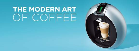 dolce gusto the modern art of coffee