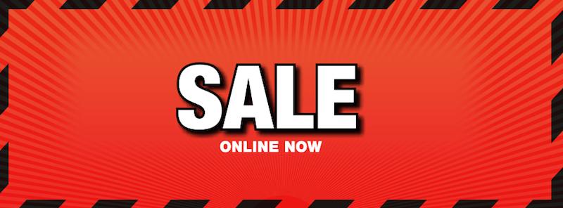 halfords sale banner