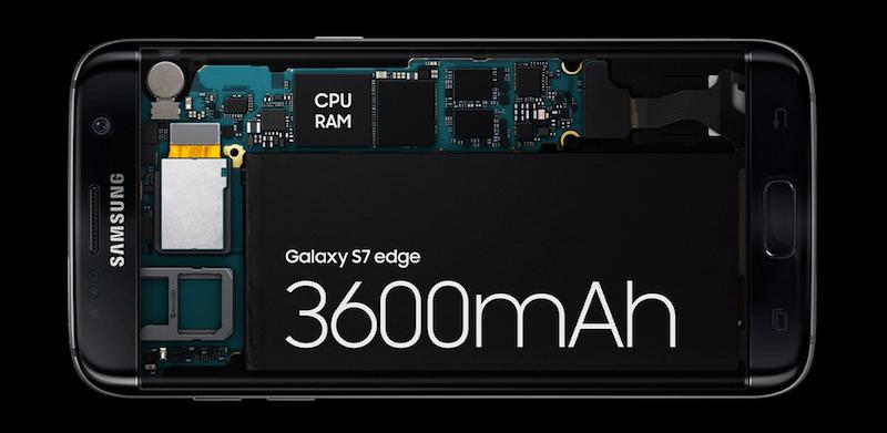 samsung galaxy s7 edge hardware