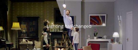 philips lighting has changed