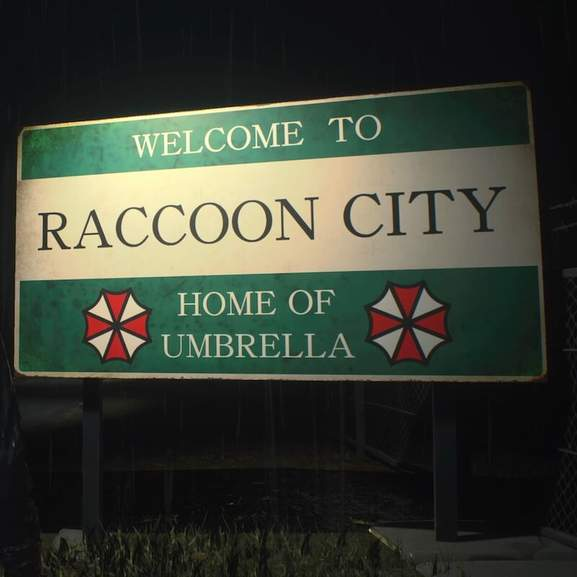 resident evil 2 raccoon city