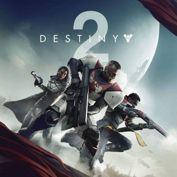 destiny 2 first person shooter