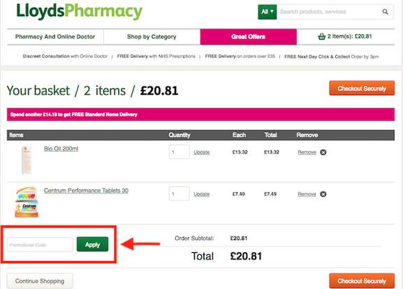 """Lloyds Pharmacy Discount Codes With our """"Best Coupon Promise"""" you can be sure to have found the best* vouchers available! All Active Lloyds Pharmacy Voucher Codes & Promo Codes - Up To 12% off in December"""