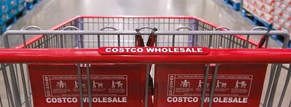 costco wholesale retailer
