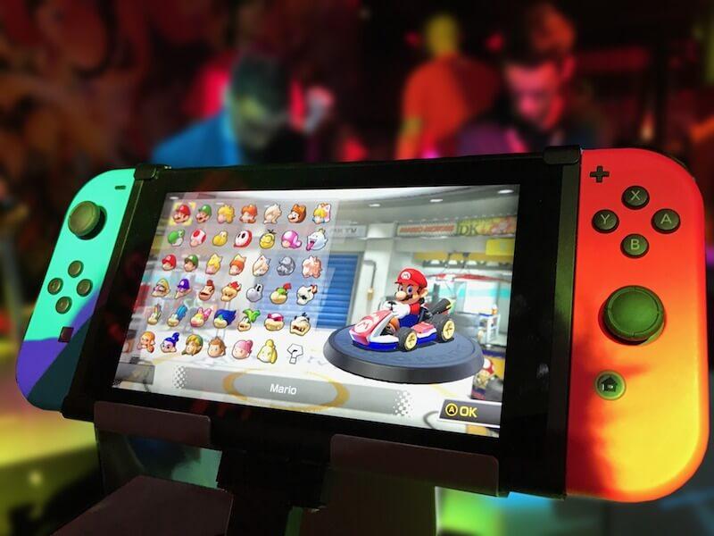 Mario Kart 8 Deluxe on Switch