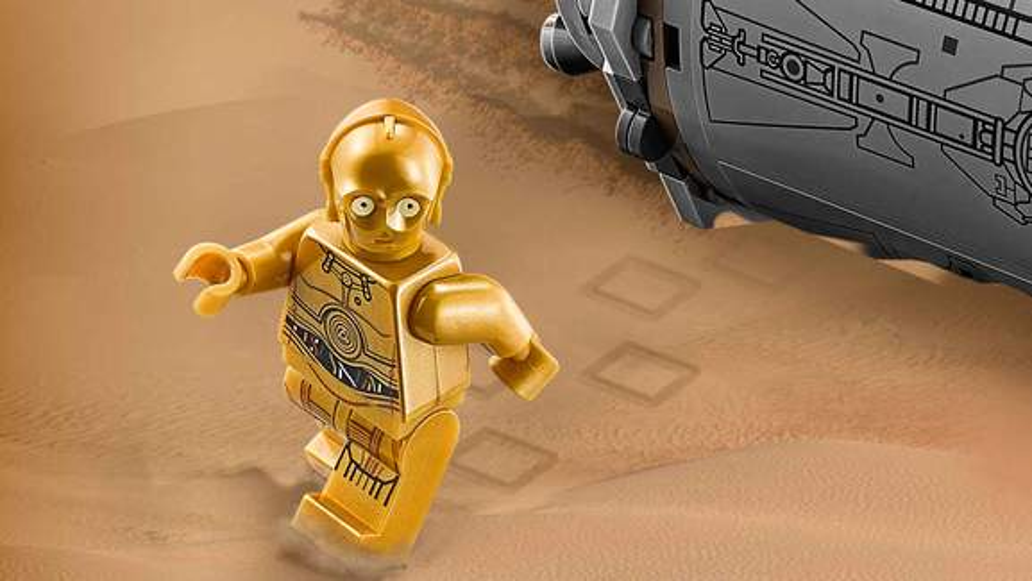lego star wars c3po