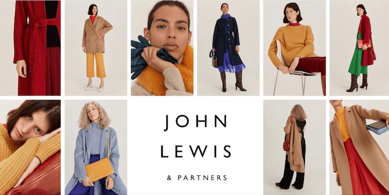 john lewis fashion for women banner