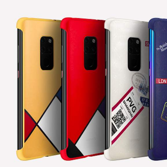 Huawei Mate 20 editions