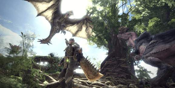 Monster Hunter World Deals ⇒ Cheap Price, Best Sales in UK