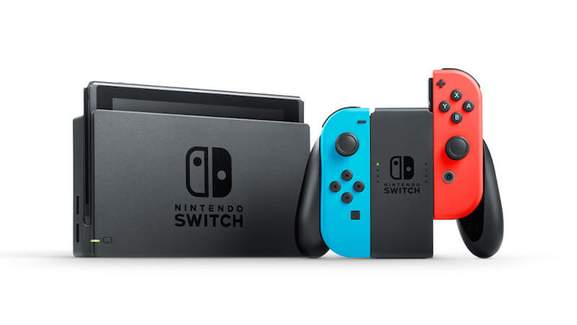 nintendo switch console mode with controller