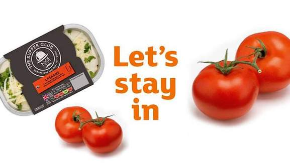 let's stay in with sainsbury's