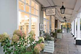The White Company retailer in london