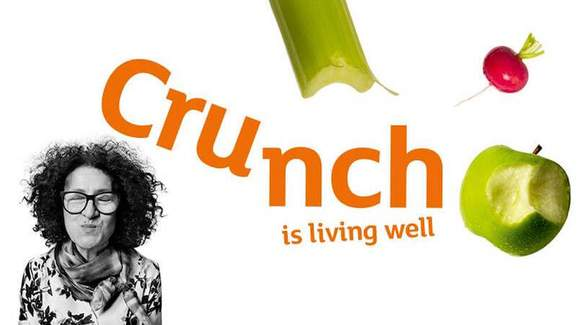 crunch is living well at sainsbury's