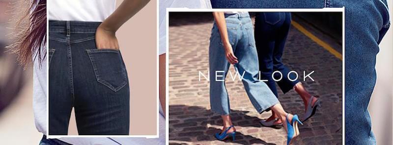 new look denim clothes