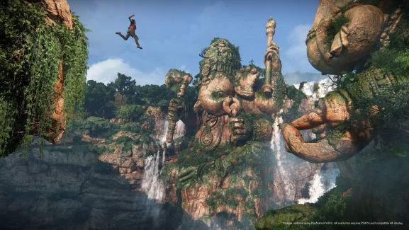 uncharted the lost legacy adventure game