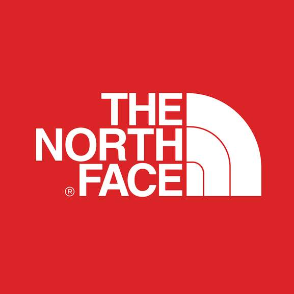 The North Face Logo Red