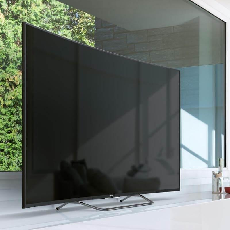 sony tv 4k alone