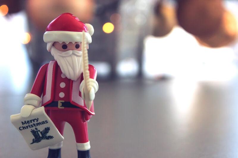 Playmobile Santa