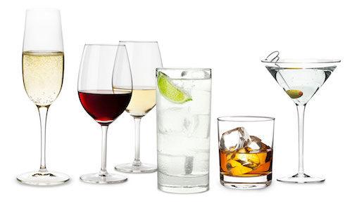 alcohol grams per drink