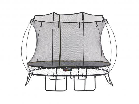 springfree smart trampoline