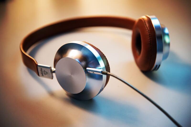 Headphones Sound Distorted