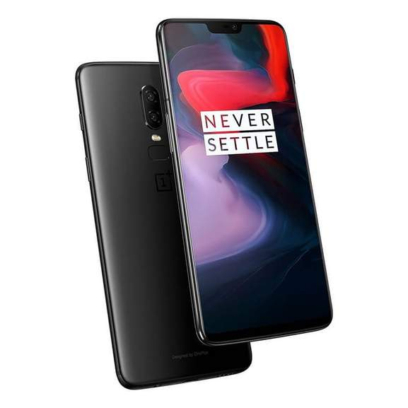 Never Settle on One Plus 6 display