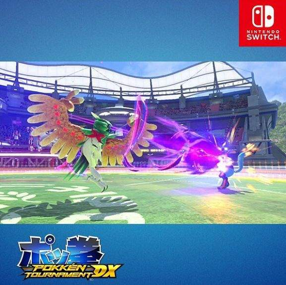 pokken tournament dx decidueye