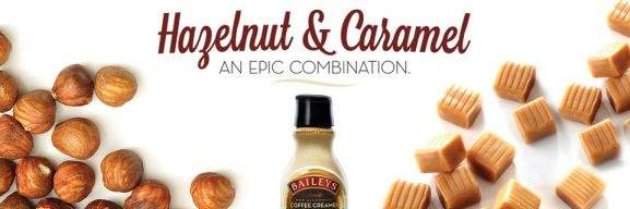 baileys hazelnut and caramel
