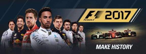 f1 2017 game
